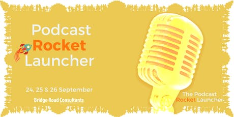 Podcast Rocket Launcher - Discovery Call tickets