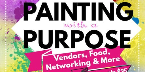 My Sister's KeepHER presents: Painting with a Purpose Women's Event