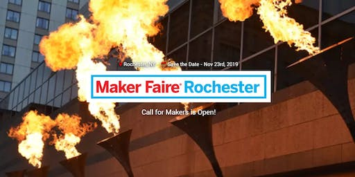 Maker Faire Rochester 2019