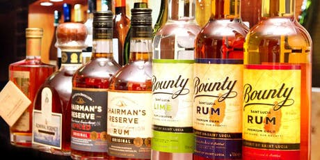 Rum Tasting at Rhythm Kitchen E17: St Lucia Distillers tickets