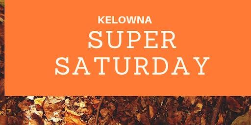 Kelowna Super Saturday