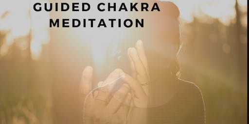 Guided Chakra Mediation