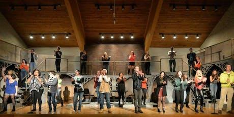 Denison presents Singer's Theatre Workshop 'Big Red Revue' tickets