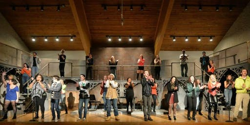 Denison presents Singer's Theatre Workshop 'Big Red Revue'
