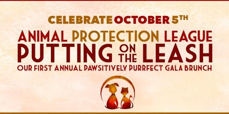 PUTTING ON THE LEASH -  Gala Brunch & Awards Ceremony tickets