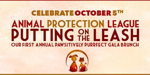 PUTTING ON THE LEASH -  Gala Brunch & Awards Ceremony