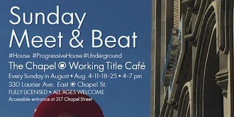 Sunday Meet & Beat tickets