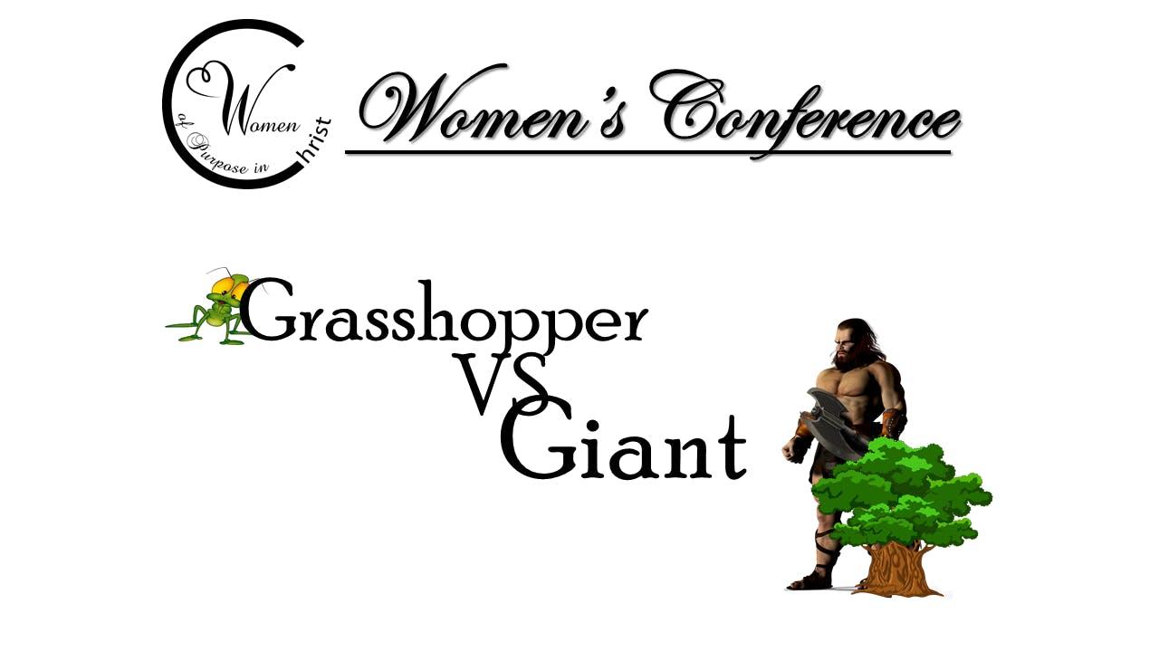 Grasshopper vs Giant Women's Conference