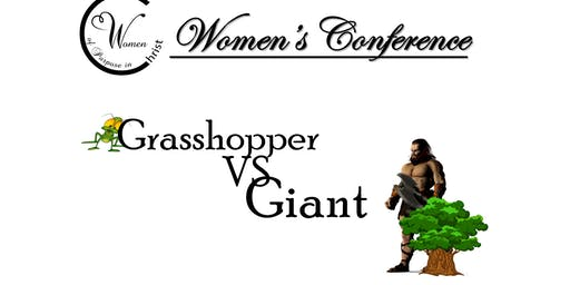 Grasshopper vs Giant Women's Conference