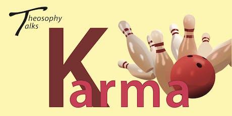 Karma - Theosophy Talks tickets