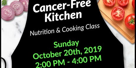 FREE Nutrition Class: Cancer Free Kitchen tickets