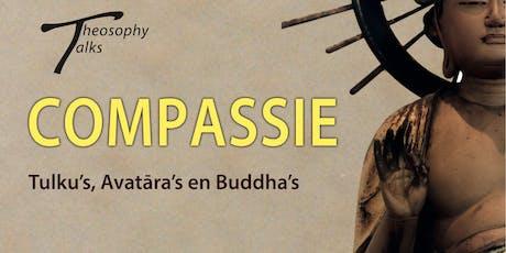 Compassie: Tulku's, Avatāra's en Buddha's - Theosophy Talks tickets
