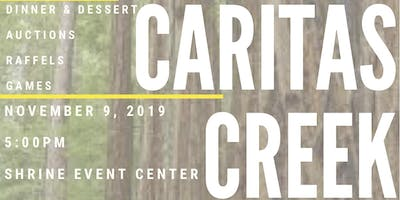 14th Annual Caritas Dinner and Auction