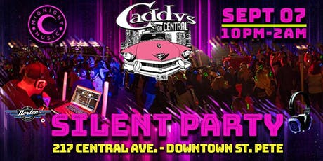 September Silent Party DTSP tickets