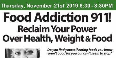 FREE Nutrition Class: Food Addiction 911