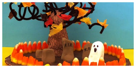 Halloween Craft Party (4-9 Years) tickets
