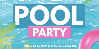 Pre Labor Day Pool Party