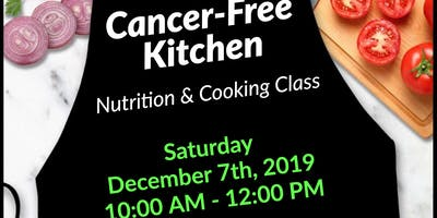 FREE Nutrition Class: Cancer Free Kitchen
