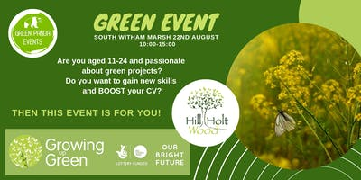 South Witham Marsh Green Event
