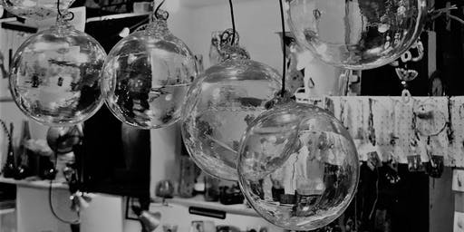 Glassblowing Ornament Workshop
