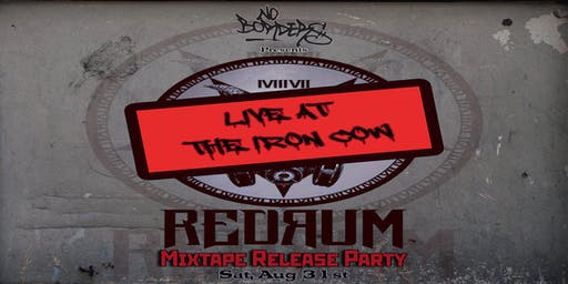 No Borders Art Competition and RedRum Mixtape Release Party