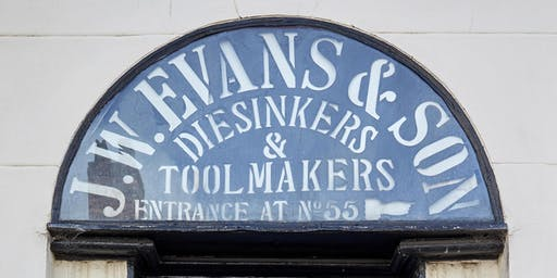 'How JW Evans was established' An evening with Tony Evans.
