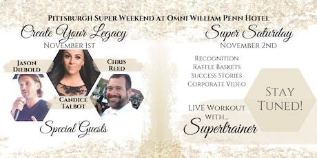 Pittsburgh Super Weekend tickets