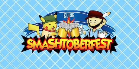 Smashtoberfest: Major Smash 64 Tournament with $400 Pot Bonus tickets