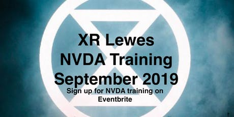 Non Violent Direct Action Training September 2019 tickets