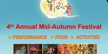 4th Annual Mid-Autumn Festival 2019 tickets