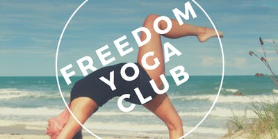Freedom Yoga Club -  90 mins of creative & challenging vinyasa flow