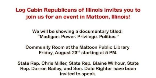 Madigan: Power. Privileged. Politics. Documentary Showing