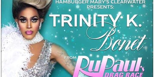 Trinity K. Bonet at Hamburger Mary's Clearwater