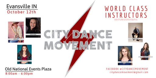 Evansville Indiana Dance Convention