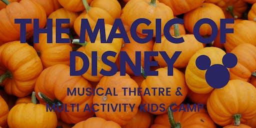 The Magic of Disney - October Kids Multi Activity Camp