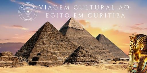 Viagem Cultural ao Egito em Curitiba - Museu Egípcio Rosacruz