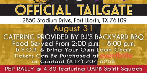 North Texas Alumni Assoc. Official Tailgate