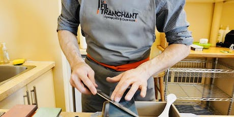 Knife sharpening workshop ( in english) tickets