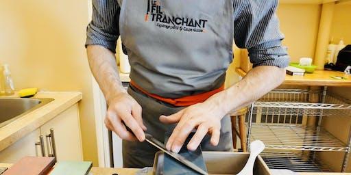 Knife sharpening workshop ( in english)