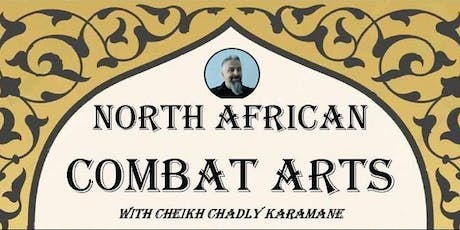 HAMAA Presents: North African Combat Arts tickets