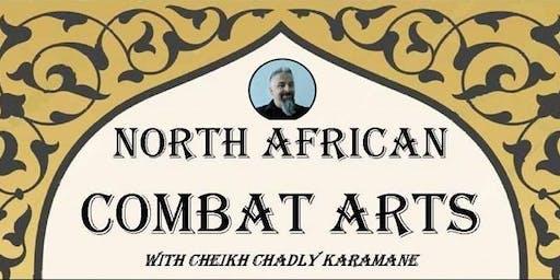 HAMAA Presents: North African Combat Arts