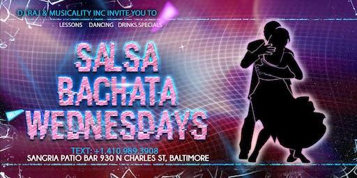 Salsa Bachata Wednesdays