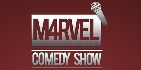 Marvel comedy show - Spectacle d'humour GRATUIT billets