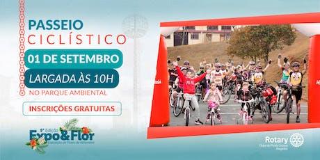Passeio Ciclístico - Expo&Flor 2019 ingressos