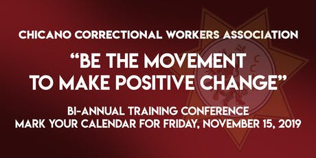 CCWA - BE THE MOVEMENT TO MAKE POSITIVE CHANGE tickets