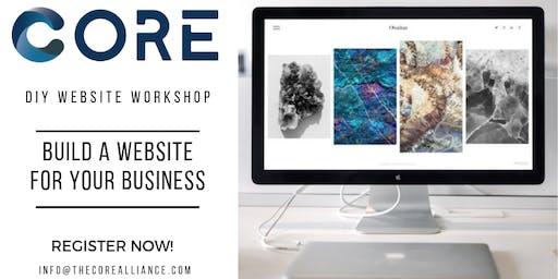 Copy of DIY Website Workshop