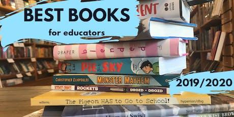 EDUCATOR BOOK TALK & BUILDING BOOK CULTURE tickets