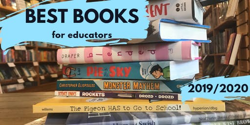 EDUCATOR BOOK TALK & BUILDING BOOK CULTURE