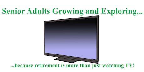 Retirement Pleasures & Pitfalls: A Discussion & Social Event for Seniors 39 tickets