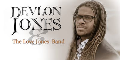 Devlon Jones & The Love Jones Band at The Esquire Jazz Club